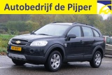 Chevrolet Captiva 2.4I STYLE 2WD 7-PERSOONS, NED.AUTO, NAVIGATIE, CRUISE CONTROL, PARROT, AIRCO, L