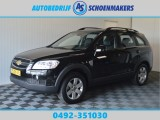 Chevrolet Captiva 2.4i Class LPG G-3 + 7 PERS CRUISE TREKHAAK NAP CLIMA PDC