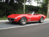 Chevrolet Corvette Convertible 427