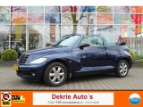 Chrysler PT Cruiser Cabrio 2.4I LIMITED AUTOMAAT / AIRCO / CRUISE CONTR. / EL. PAKKET / *APK TOT 3-2