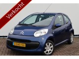 Citroën C1 1.0-12V 68pk, Séduction uitv., Stuurbekrachting,Metallic lak,radio/cd,