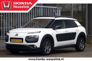 C4 Cactus 1.2 e-VTi Shine - All-in prijs | panodak | navi!