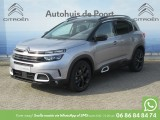Citroën C5 Aircross 1.2 PureTech Business Plus | Steel Grey | 19 inch Lichtmetaal Art Black