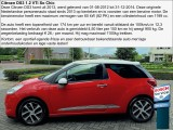 Citroën DS3 1.2 VTi So Chic Sportief - Zuinig - Lage kosten!!