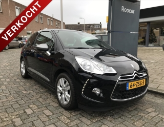DS3 1.6 VTi 120pk So Chic