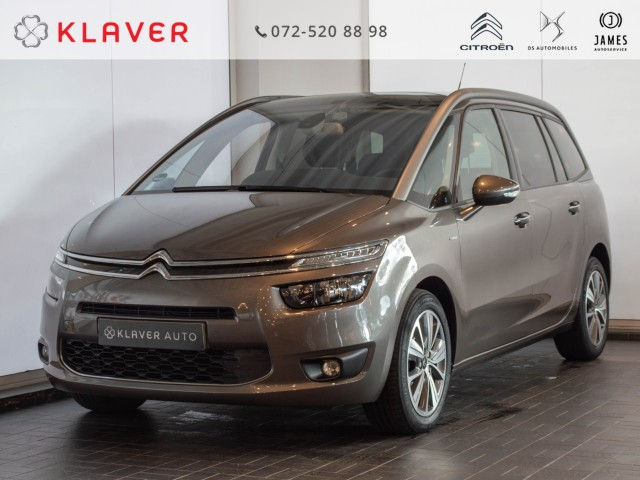 Citroen Grand C4 Picasso 130 PureTech Exclusive | Leder | Navi | Camera |