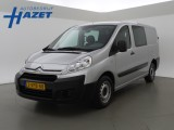 Citroën Jumpy 12 2.0 HDIF 120 PK LANG DUBBEL CABINE 6-PERS.