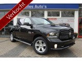 Dodge Ram HEMI V8 Sport - Crew Cab - Brilliant Black