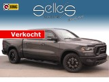 Dodge Ram 1500 5.7 REBEL | 12 INCH NAVI | LUCHTVERING | TREKHAAK | LEDEREN INTERIEUR