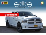Dodge Ram 1500 5.7 V8 4x4 | SPORT | BLACK PACKAGE | LPG 120 LTR | FRONT CAM
