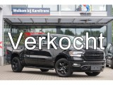 Dodge Ram 1500 5.7 V8 400PK | 2019 | Black Edition | LPG | Luchtvering | Pano | 20 inch |