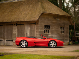 Ferrari 355 Spider | Manual | Dutch delivered