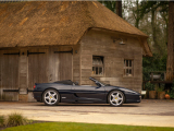 Ferrari 355 Spider | Blu Pozzi | 2nd Owner | Recent service