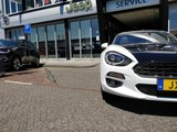 Fiat 124 SPIDER 1.4 170pk MultiAir Lusso by ABARTH