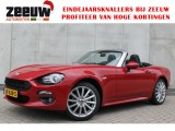 Fiat 124 Spider 1.4 Turbo Multi Air 140 PK Lusso Rijklaar