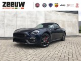 Fiat 124 Spider Abarth 1.4 Multi-Air Turbo 170 Abarth Turismo