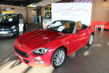 Fiat 124 Spider 1.4 MultiAir Turbo Lusso