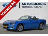 Fiat 124 Spider Lusso MultiAir Turbo 140pk