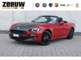 Fiat 124 Spider 1.4 M-Air 185 PK Turbo Lusso Black Navi Leder Bose LED