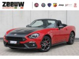 Fiat 124 Spider Abarth 1.4 M-Air Turbo 170PK Turismo Automaat
