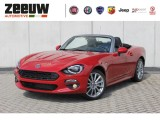 Fiat 124 Spider 1.4 M-Air 140 PK Turbo Lusso Navi Leder Bose LED