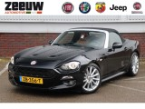 Fiat 124 Spider 1.4 Turbo M-Air 140 PK Automaat/Lusso/Leder/Camera/17""