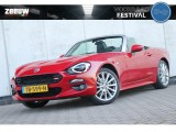 Fiat 124 Spider 1.4 Turbo M-Air 140 PK Lusso Automaat BOSE/Led/Navi/17""