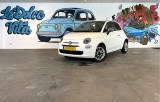 Fiat 500 Lounge Turbo 85PK Apple car play (navi), airco, LMV
