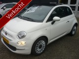 Fiat 500 TwinAir Turbo 80 Lounge, Open dak