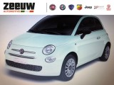 Fiat 500 TwinAir Turbo Lounge Verde Lattementa Apple Crplay