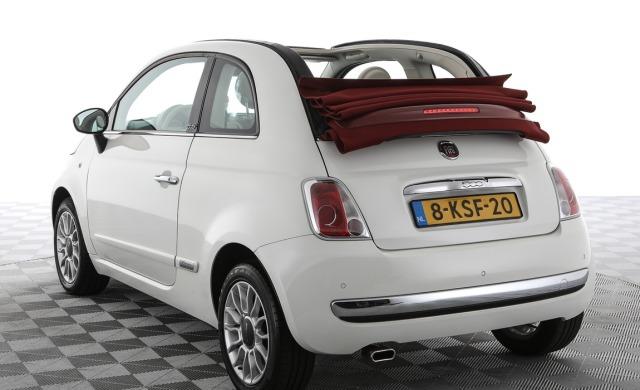 Fiat Garage Purmerend : Fiat 500 0.9 twinair lounge cabriolet a.s. zondag open