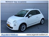 Fiat 500 1.2 S&S Lounge Automaat * Airco