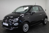Fiat 500 1.2 Lounge [UConnect + LED]