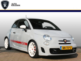 Fiat 500 1.4 T-Jet Abarth Turismo Leer SS Uitlaat Xenon 161PK!