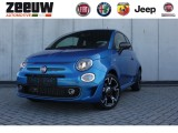 "Fiat 500 TwinAir Turbo Sport Lite Navi 16"" Apple Carplay 5jr. Garantie"