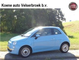 Fiat 500 TwinAir Turbo 85 Lounge AIRCO BLUETOOTH