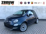 "Fiat 500 TwinAir Turbo 80pk Lounge Navi Apple Carplay 16"" Clima PDC"