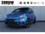 "Fiat 500 TwinAir Turbo Sport Clima Navi 7"" Apple Carplay"