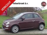 Fiat 500 TwinAir Turbo 85 Lounge NAVI APPLE AIRCO 15""
