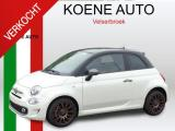 "Fiat 500 TwinAir Turbo 105 Sport BICOLORE 120th CLIMATE 7"" NAVI 16"" PDC"