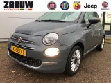 Fiat 500 1.2 Lounge Pan.dak Airco Bluetooth