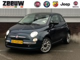 Fiat 500 TwinAir Turbo 80 PK Cult Leder/Xenon/InterScope/16""