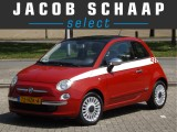 "Fiat 500 1.2 Automaat Limited One Climate control / Cruise control / Panoramadak / 15"" LM"