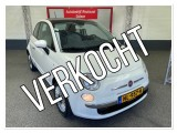 Fiat 500 1.2 LOUNGE AIRCO BLUETOOTH PANOR