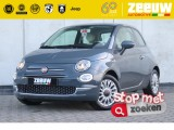Fiat 500 1.2 Lounge 69 PK Dualogic Automaat Apple Carplay 15""