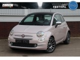 Fiat 500 1.0 Hybrid 70 PK Star Clima Navi Pack Chrome Pan.dak 16""