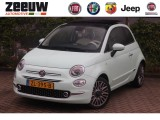 Fiat 500 TwinAir Turbo 80 PK Lounge Navi Pan Dak Cruise 16""