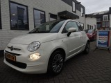 Fiat 500 Twin Air Turbo Cabrio Black &