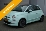 Fiat 500 TwinAir Turbo 80pk Dualogic Mirror Panoramadak