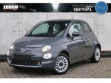 Fiat 500 1.0 Hybrid 70 PK Star Clima Cruise Carplay 15""